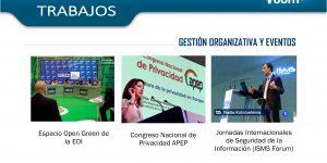 Foto presentación y trabajos Icom 360